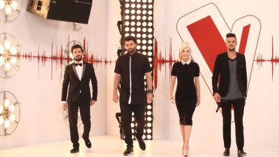 Vineri incep show-urile live Vocea Romaniei! Momente memorabile si surprize de proportii in primul show live