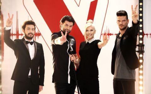1 decembrie se sarbatoreste cu muzica de calitate si momente memorabile la  Vocea Romaniei ! AZI, de la 20:30, la ProTV
