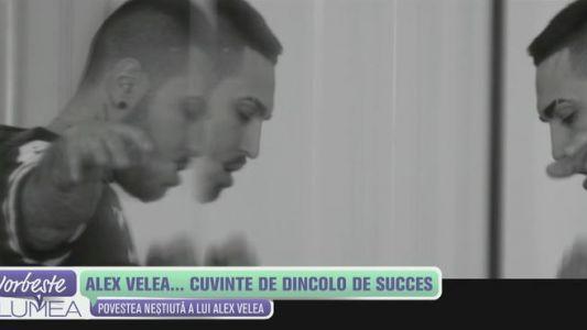 Alex Velea- Cuvinte de dincolo de succes