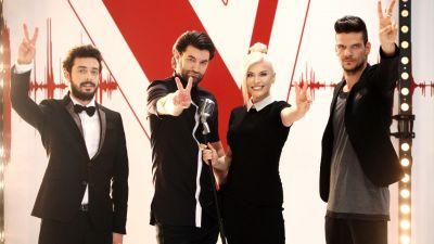 Un show de exceptie la  Vocea Romaniei . Ei sunt concurentii care merg mai departe dupa a doua editie LIVE