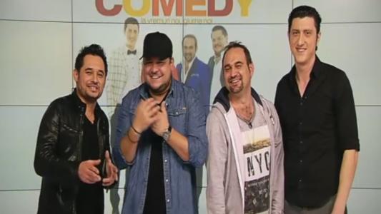 "Castiga bilete la show-ul de stand up ""La vremuri noi, glume noi"", cu Mihai Bobonete, Costi Dita, Mihai Rait si Adrian Vancica. Inscrie-te acum"