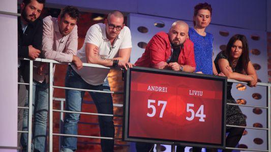 Finala MasterChef 2015: Andrei Voica si Liviu Balint, punctaj dupa proba cu numarul 2