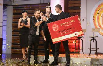 Andrei Voica este noul MasterChef al Romaniei! Preparate de top, emotie si adrenalina in finala MasterChef