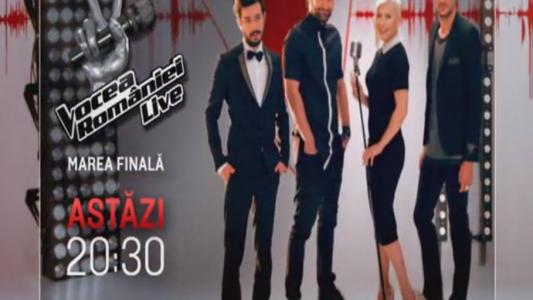 "MAREA FINALA ""Vocea Romaniei"" - AZI, 20:30, la Pro TV"