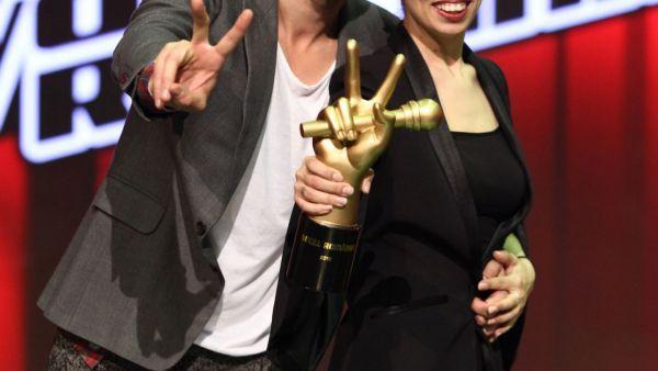 Publicul a ales: Cristina Balan e Vocea Romaniei!