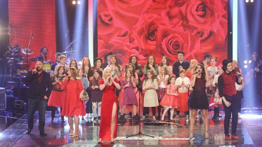 Vocea Romaniei - Finala 2015: Loredana  Friends - Te iubesc