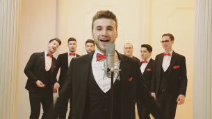 "Brio Sonores au lansat videoclipul piesei ""Christmas Story"" - VIDEO"