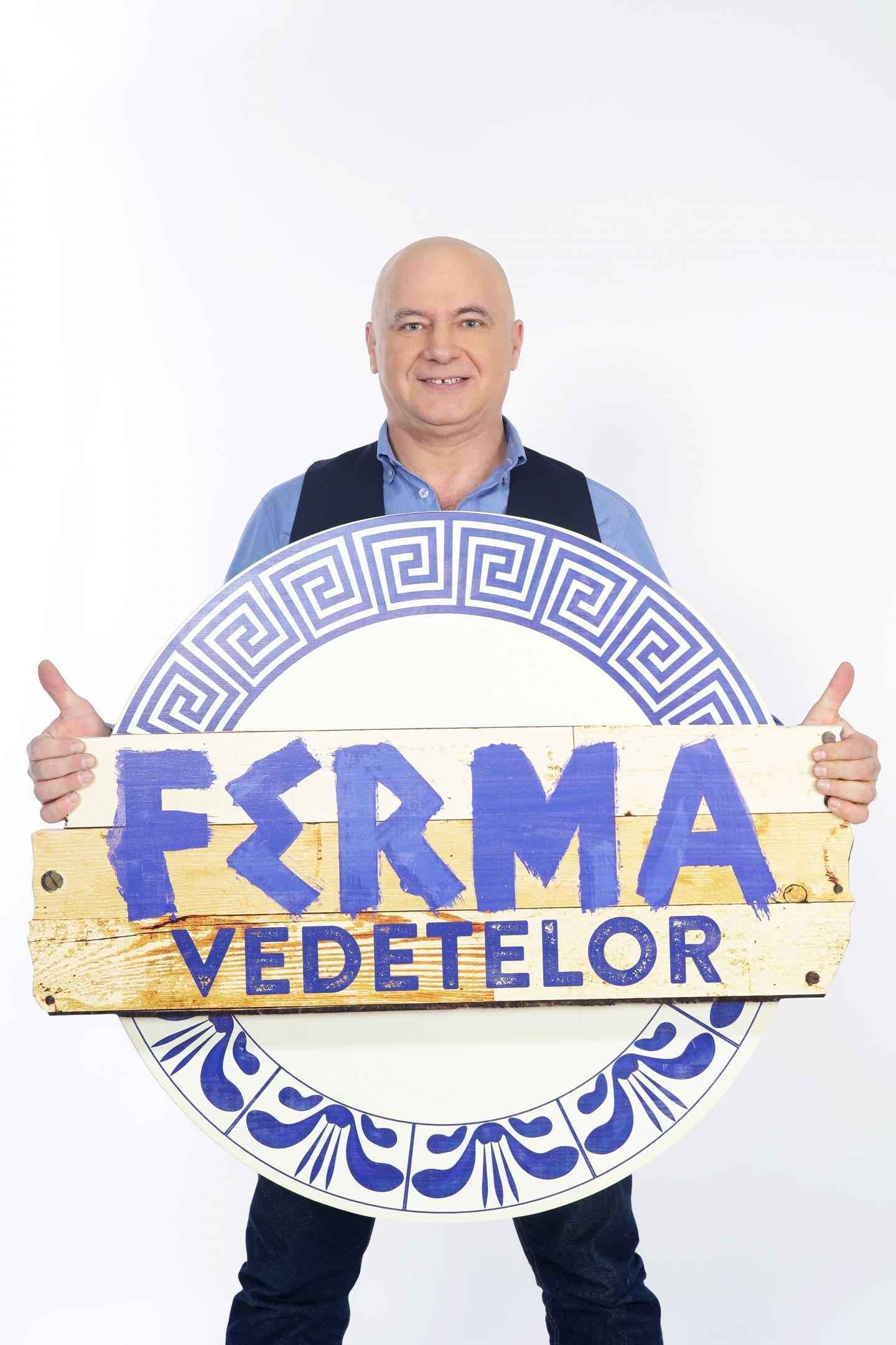 Saveta Bogdan, Anda Ghita si Mircea N. Stoian se alatura concurentilor de la  Ferma vedetelor !