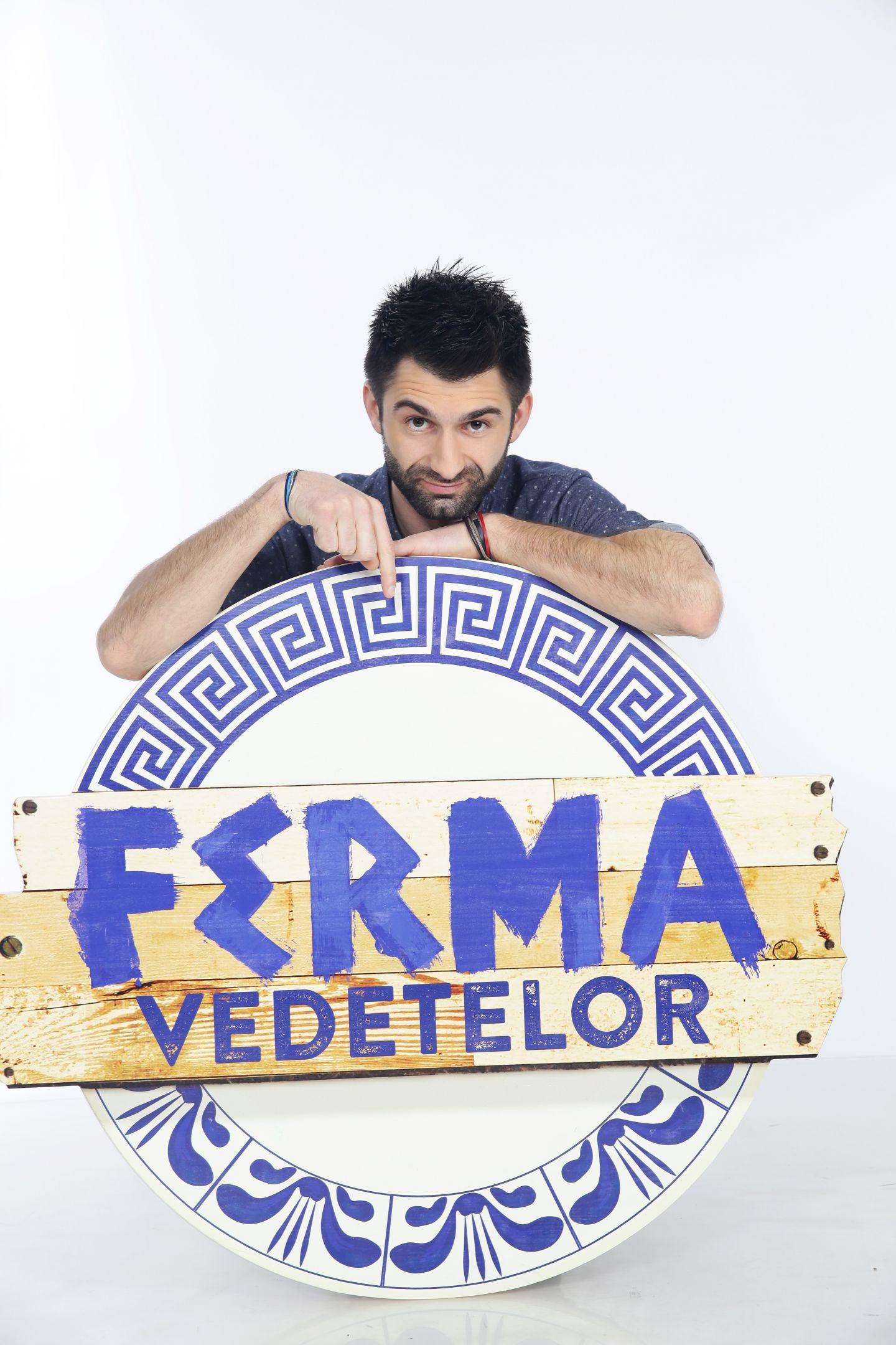 Sorana Darcle, Paul Ipate si Octavian Strunila completeaza echipa fermierilor celebri de la  Ferma vedetelor
