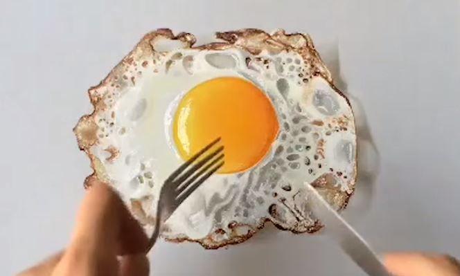 La prima vedere pare un ou delicios. Te provocam sa te mai uiti o data. Detaliul pe care nu il sesizezi de la inceput