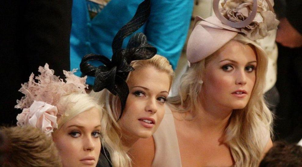 Nepoatele Printesei Diana, una mai frumoasa ca alta. Cum arata acum cele 3 blonde care au facut furori la Nunta Regala