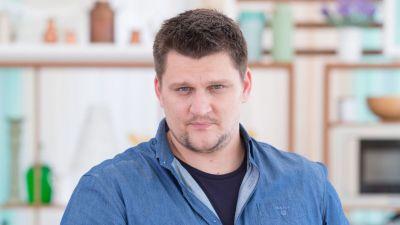 Alex Stan, juratul perfectionist de la Bake Off Romania