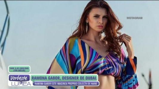 Ramona Gabor, designer de Dubai