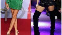 Cea mai sexy femeie in viata , jignita in direct la tv:  Ai picioare urate . Cum a reactionat diva de la Hollywood