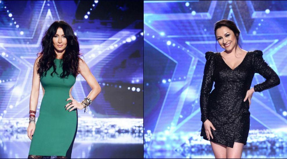 Andra si Mihaela Radulescu vin cu surprize vestimentare in noul sezon Romanii au talent!