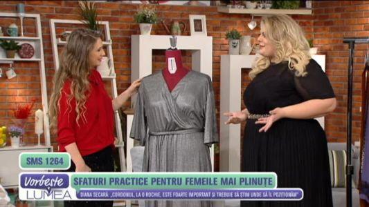 Sfaturi practice pentru femeile plinute