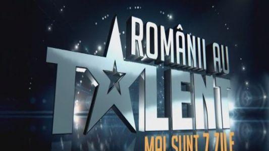 Mai sunt 7 zile pana la noul sezon Romanii au Talent!