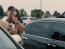 A rapit-o din parcare si nici macar nu a avut timp sa reactioneze. Daca nu avea acel obiect in mana, avea o sansa