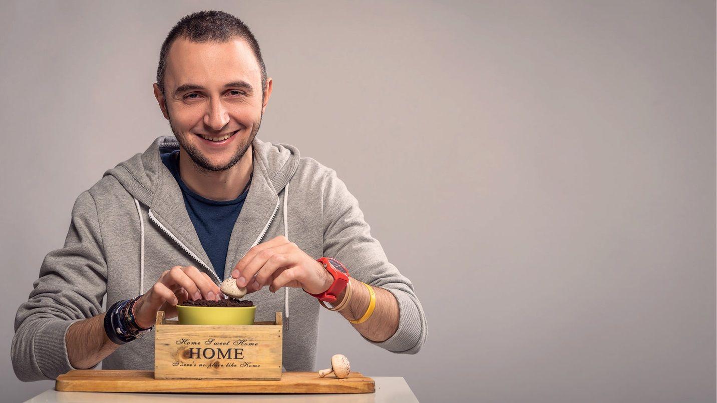 Andrei Voica, castigatorul MasterChef, Iulian Sirbu si Cristi Tudor au lansat un proiect culinar