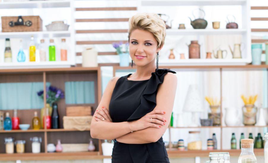 Simona Pope, despre  Bake Off Romania , cea mai dulce competitie culinara. La ProTV, din 29 februarie