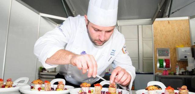 Liviu Preda, maestrul in arta culinara de la Arena Bucatarilor