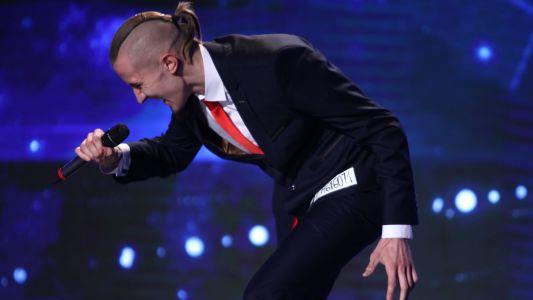 Romanii au talent 2016: Vadim Balan - Interpreteaza o piesa heavy metal