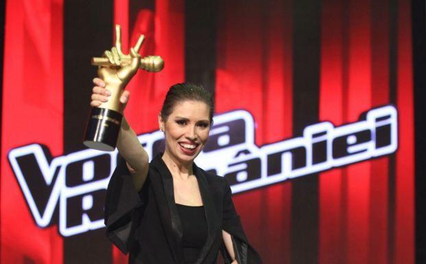 A castigat trofeul Vocea Romaniei, iar acum revine cu o surpriza. Cristina Balan, vesti bune pentru fani