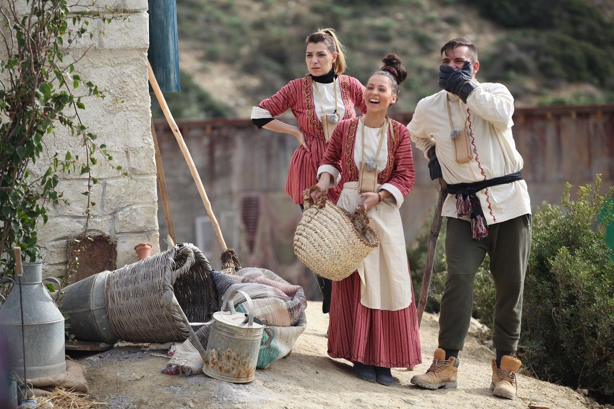 Primul duelist este Anda Ghita! Telespectatorii afla in aceasta seara primul fermier care paraseste  Ferma Vedetelor