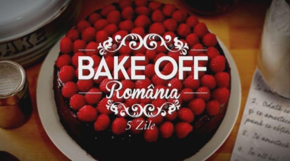 """Au mai ramas 5 zile! """"Bake Off Romania"""", cea mai dulce competitie culinara, incepe la ProTV, din 29 februarie"""