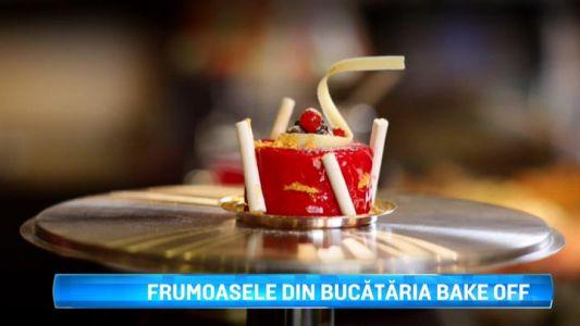 Frumoasele din bucataria Bake Off Romania. Nicolle Stanese, patiser pentru fiica ei