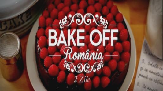 Mai sunt 2 zile pana la debutul celei mai dulci competitii culinare! Bake Off Romania, din 29 februarie, la ProTV