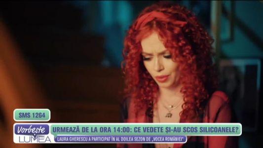 "Laura Gherescu a participat in al doilea sezon ""Vocea Romaniei"""