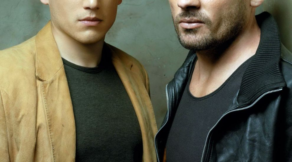 Lincoln Burrows din  Prison Break  are o iubita superba. Cum arata femeia din viata lui Dominic Purcell