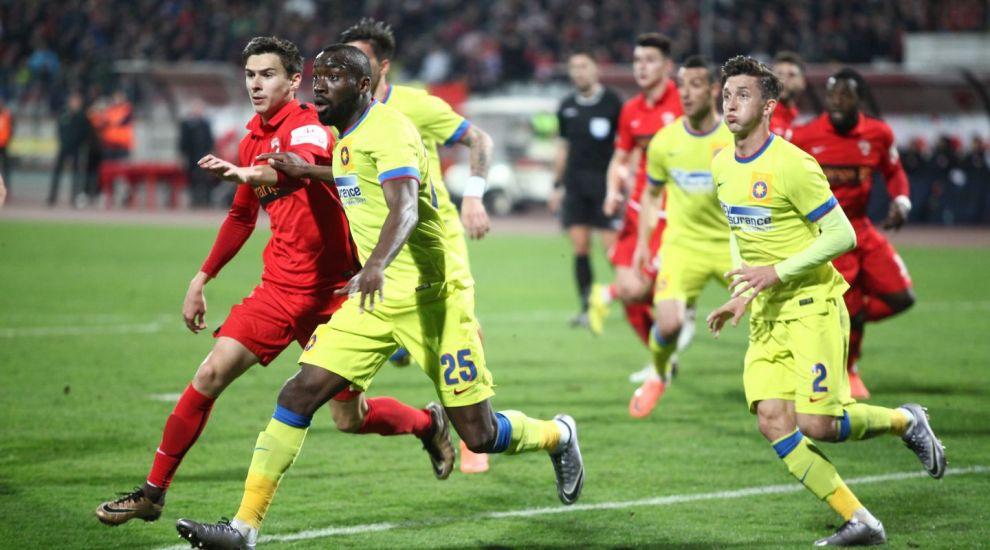 Marele derby Dinamo ndash; Steaua a fost urmarit cu sufletul la gura de milioane de suporteri
