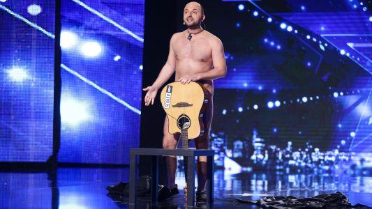 Romanii au talent 2016: Marius Gheorghiu - Stand-Up Comedy