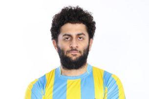 Ahmed (Sergiu Costache)