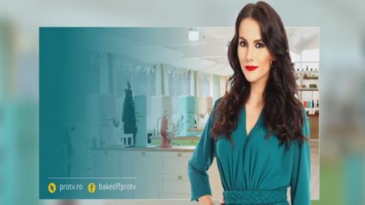 """""""Bake Off Romania"""", Astazi, de la 20:30, la ProTV! Porniti cuptoarele"""