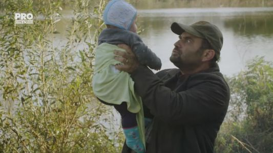 Cum se descurca Celentano cu un bebelus in brate?