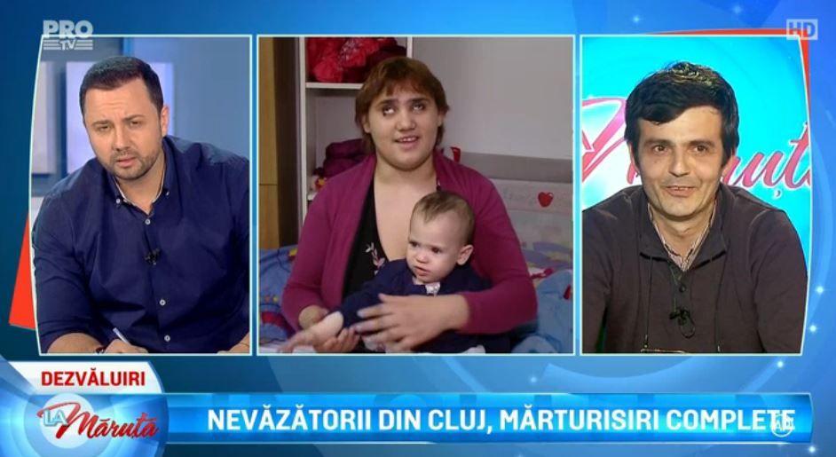 Nevazatorii din Cluj, marturisiri complete. Cum au explicat cei doi soti decizia de a-si parasi fetita