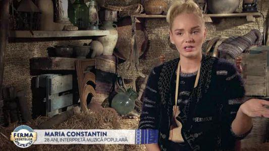 Maria Constantin este primul duelist al saptamanii