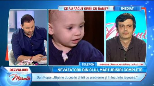 Marturisi in cazul nevazatorilor din Cluj