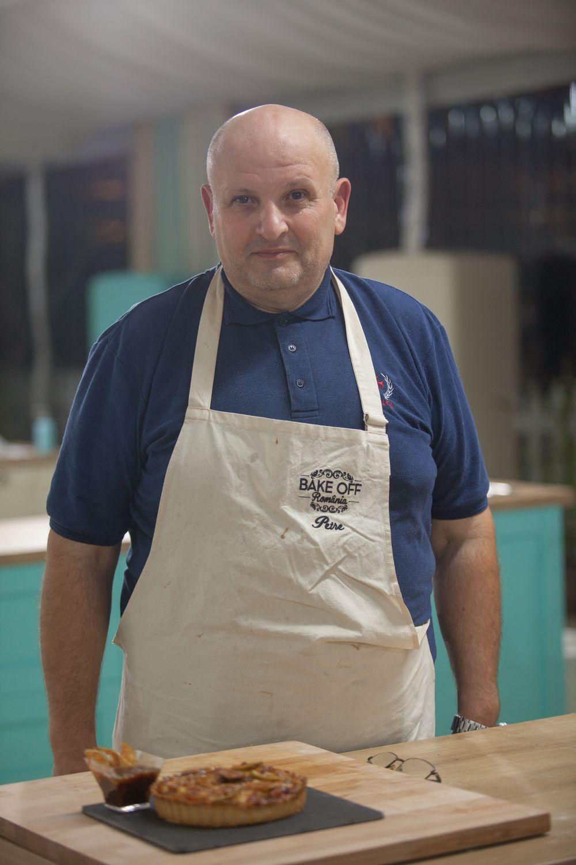 A fost un mod de a sti ce trebuie sa fac pentru a ma perfectiona  Bake Off Romania prin ochii lui Petre Adrian Butoianu