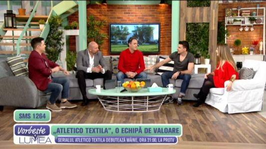 Atletico Textila, o echipa de valoare