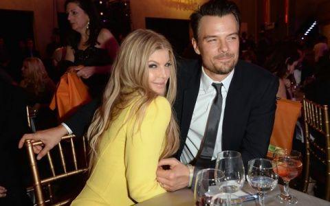 Combinatia perfecta: Fergie si micutul Axl. Ea e cea mai sexy mamica de la Hollywood, cu cel mai fotogenic copil