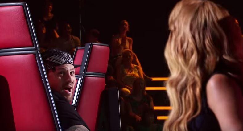 A urcat pe scena cu  Roar , cantecul lui Katy Perry. Surpriza pe care au avut-o juratii cand au vazut cine canta melodia