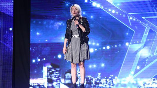 Romanii au talent 2016: Anisia Gafton - Stand-up comedy