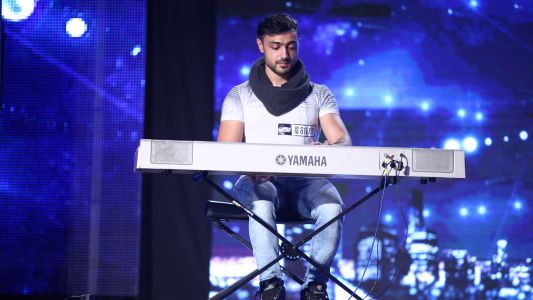 "Romanii au talent 2016: Ionut Scripcaru - Interpreteaza la pianina ""Fantaisie Impromptu"""