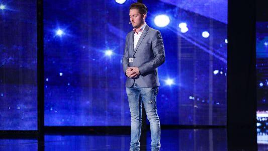 Romanii au talent 2016: Andrei Goinea - Moment de magie