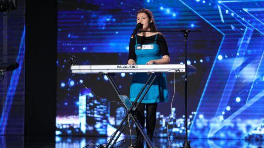 "Romanii au talent 2016: Mara Pruna - Interpreteaza piesa ""Sweet Dreams"" (compozitie proprie)"