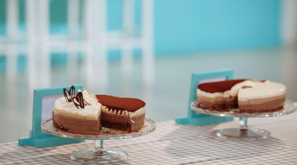 Mousse trio ciocolata